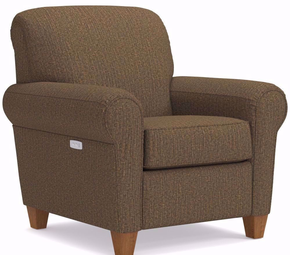 Picture of Bennett Mocha Power Recliner