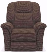 Jasper Chocolate Power Rocker Recliner
