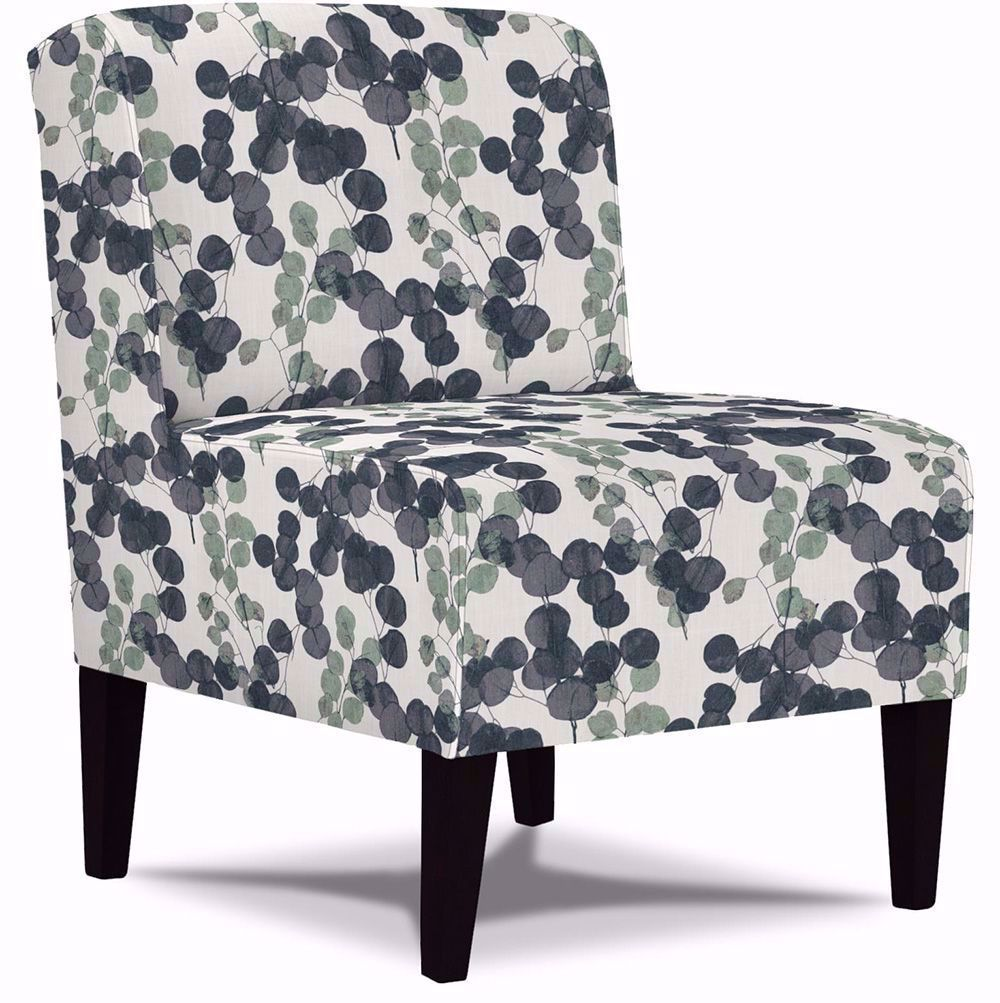 Picture of Rolan Indigo Accent Chair