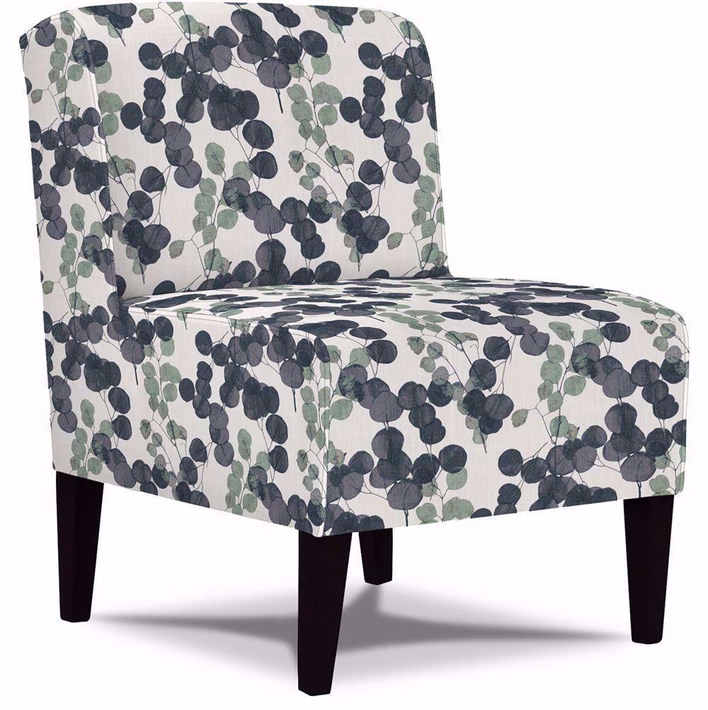 Picture of Rolan Indigo Accent Chair