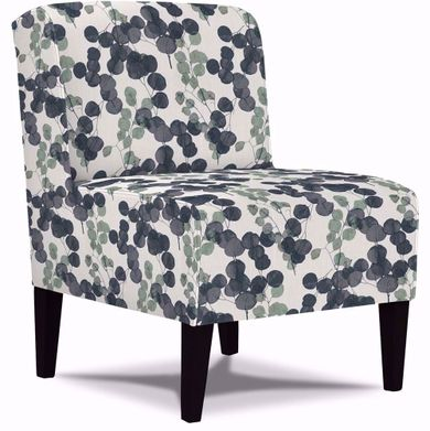 Rolan Indigo Accent Chair