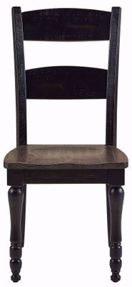 Madison Black Ladderback Chair