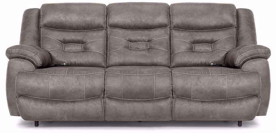 Endeavor Power Reclining Sofa The Furniture Mart