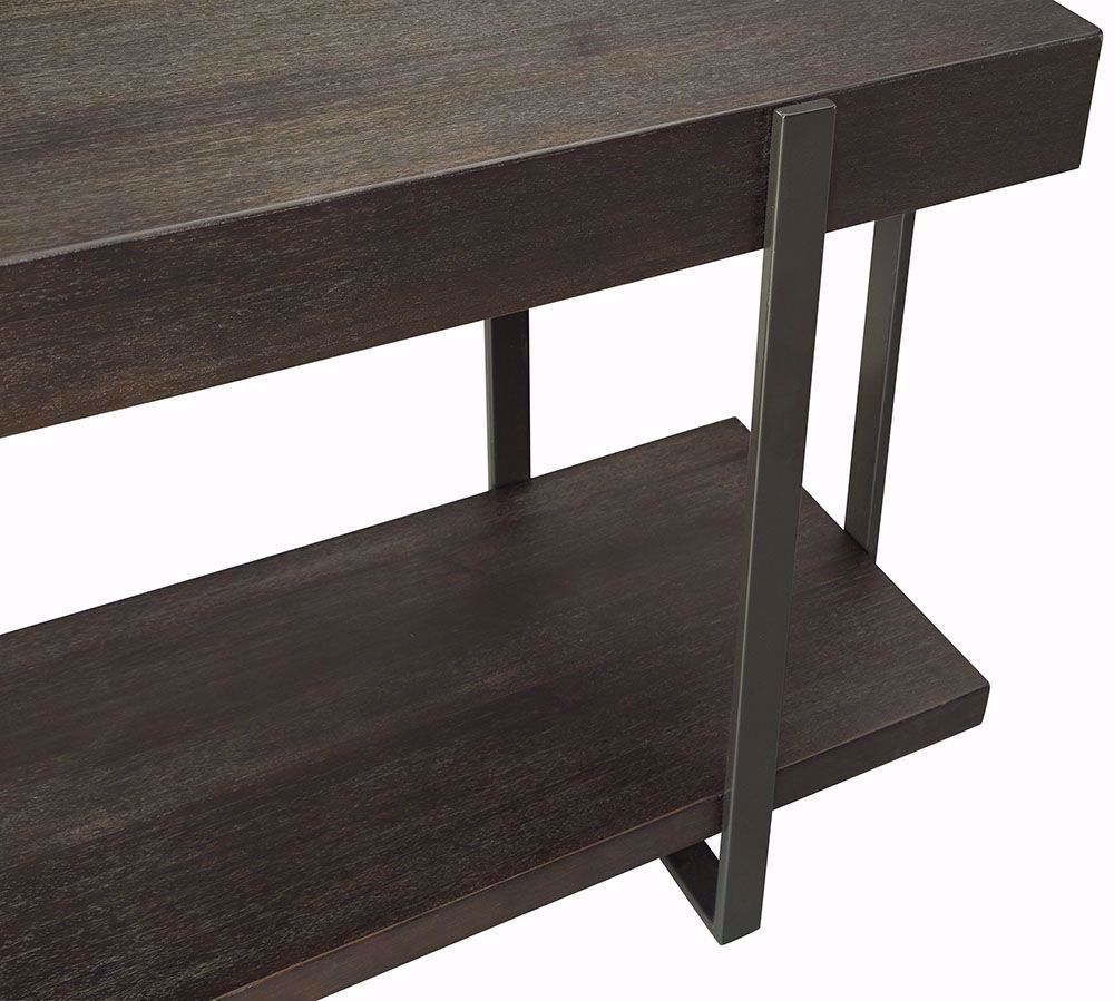 Picture of Drewing Dark Brown Sofa Table