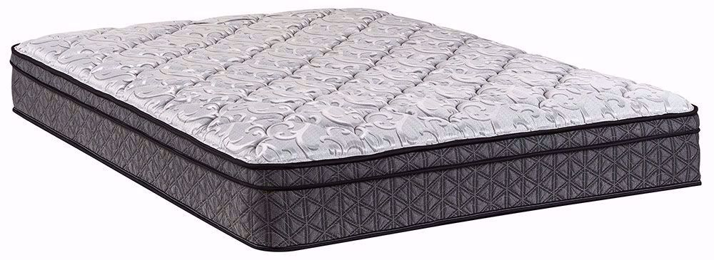 Picture of Restonic Cuddle Euro Top Twin XL Mattress Set