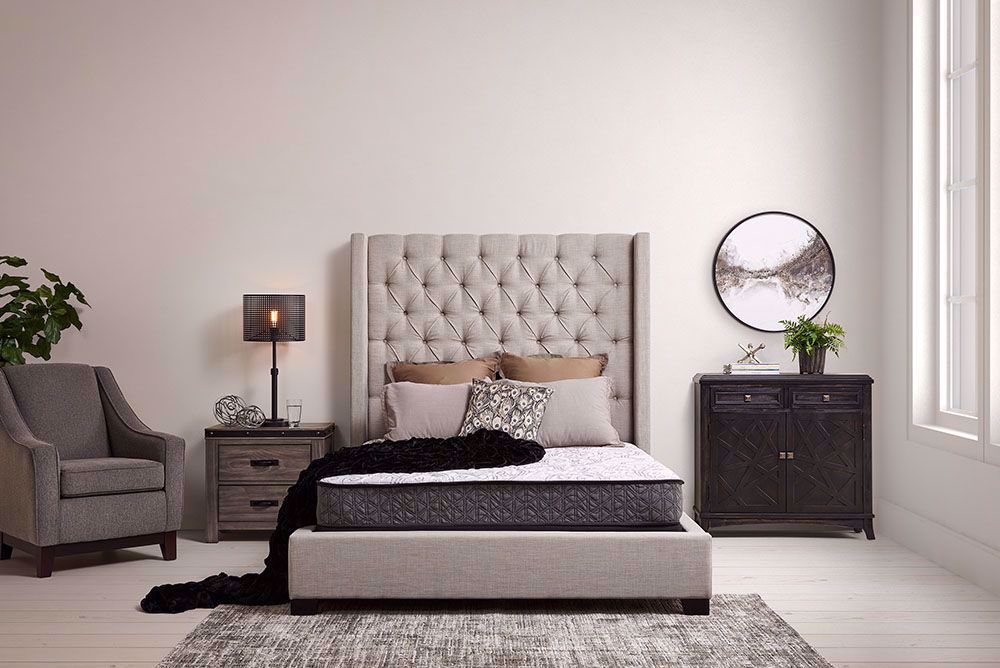 Picture of Restonic Arise Firm Twin XL Mattress Set