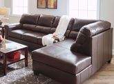 Soft Touch Bark Two Piece Sectional