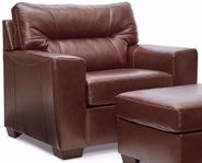 Soft Touch Chestnut Chair
