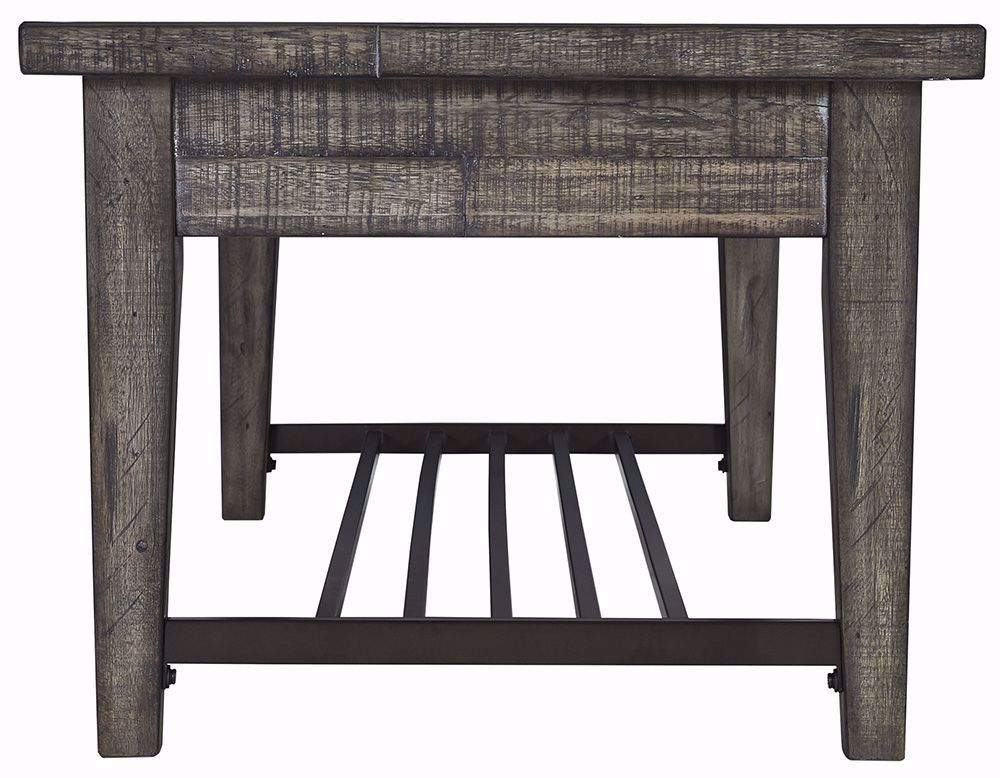 Picture of Mavenry Grey Rectangular Cocktail Table