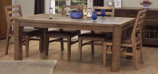 Picture of Salamanca Rectangular Table with Four Chairs