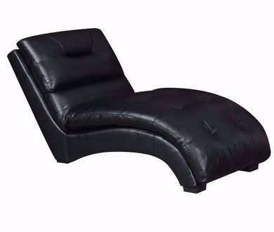 Dominick Thomas Black Chaise