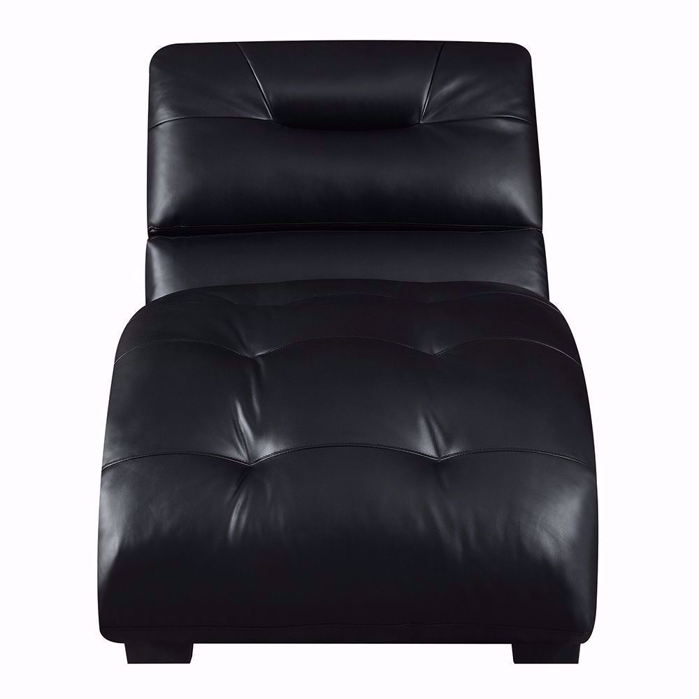 Picture of Dominick Thomas Black Chaise
