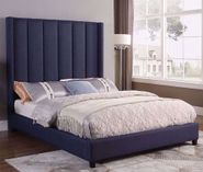 Amy Slate Queen Bed Set