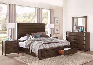 Easton Queen Storage Bedroom Set