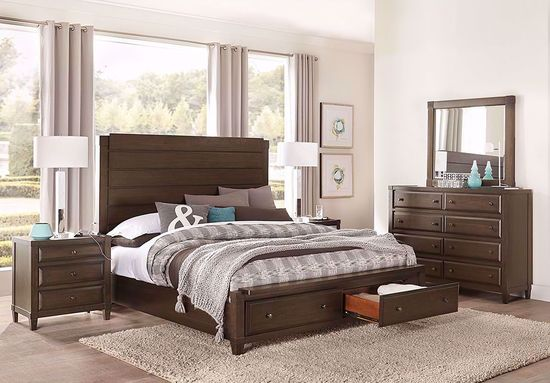 Picture of Easton Queen Storage Bedroom Set