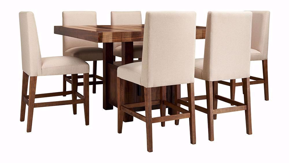 Picture of Cruz Counter Table with Six Stools