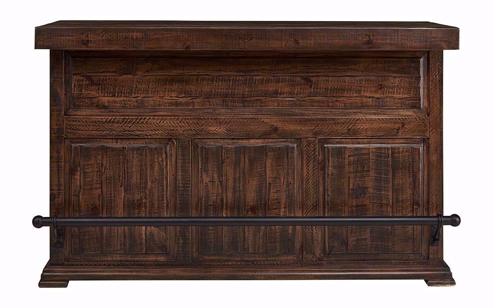 Picture of Condesa Tobacco Bar 68 Inch Bar Table
