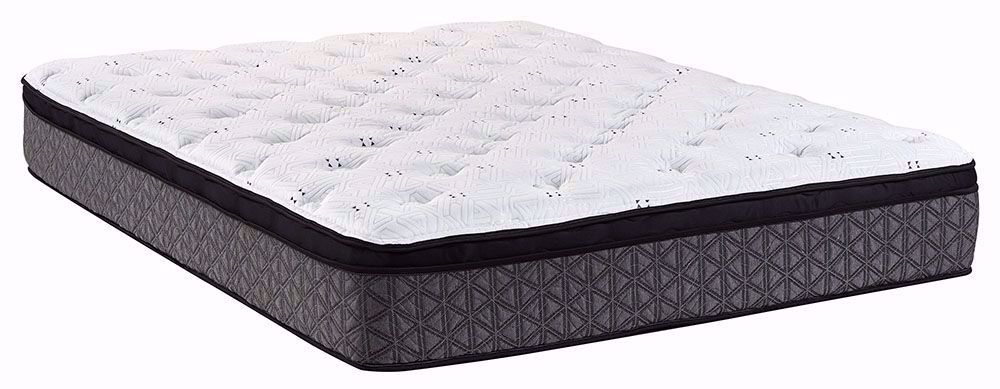 Restonic Dazzle Euro Top Twin Mattress Unclaimed Freight