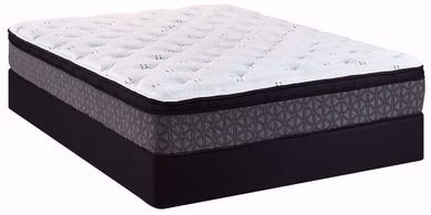 Restonic Dazzle Euro Top Twin XL Mattress Set