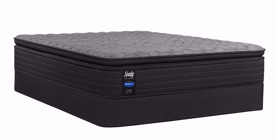 Picture of Sealy Maple Lane Plush Pillowtop Queen Mattress