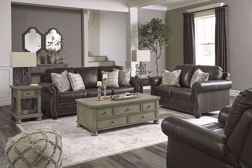 Picture of Lawthorn Slate Sofa