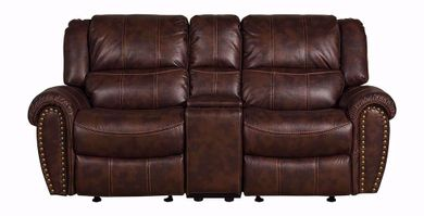 Shawn Glider Console Loveseat