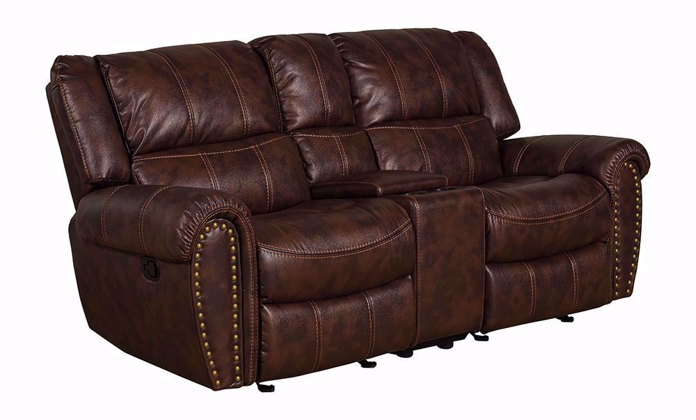 Picture of Shawn Glider Console Loveseat