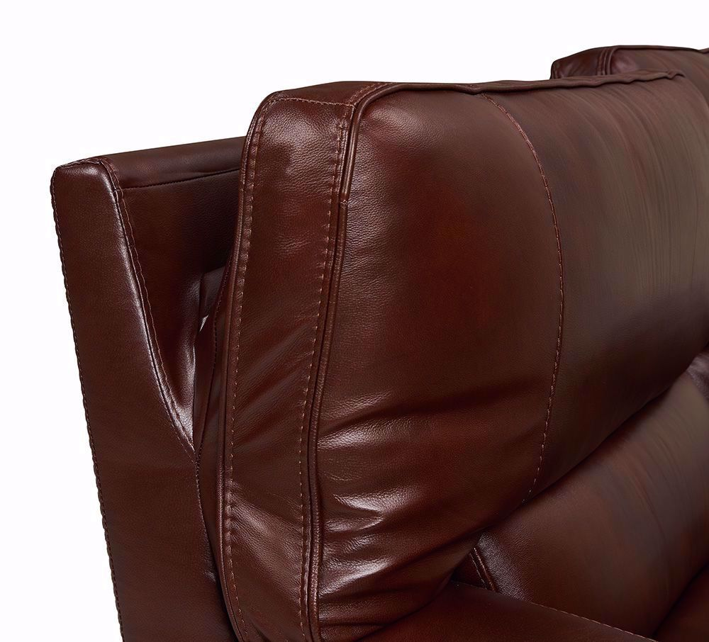 Picture of Cambridge Brown Power Reclining Loveseat