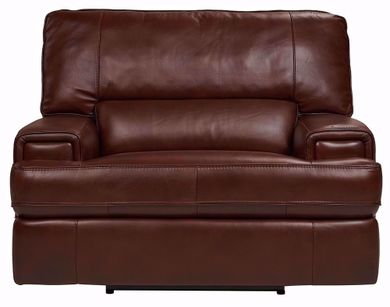 Cambridge Brown Power Recliner