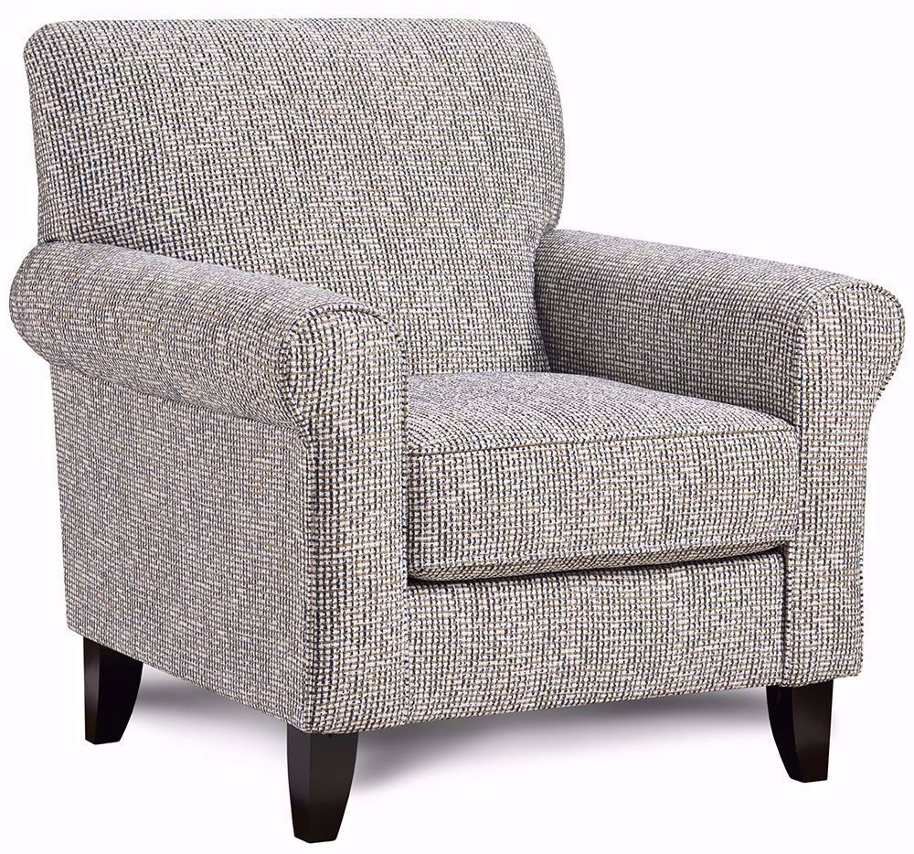 Picture of Dayle Indigo Accent Chair
