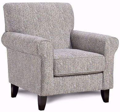 Dayle Indigo Accent Chair