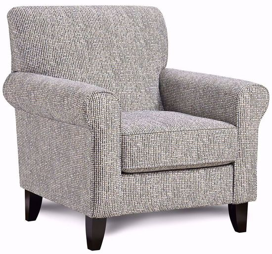 Stupendous Dayle Indigo Accent Chair Gmtry Best Dining Table And Chair Ideas Images Gmtryco