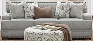 Bates Charcoal Sofa