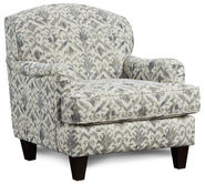 Etheria Midnight Accent Chair