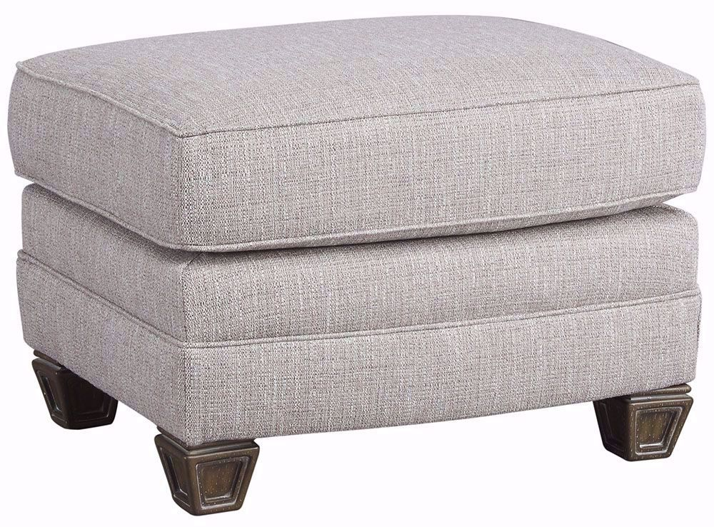 Picture of Sylewood Slate Ottoman