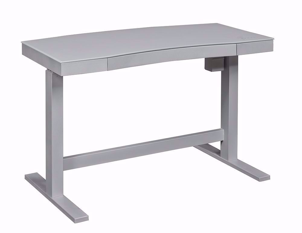 Picture of Ashford White Adjustable Desk