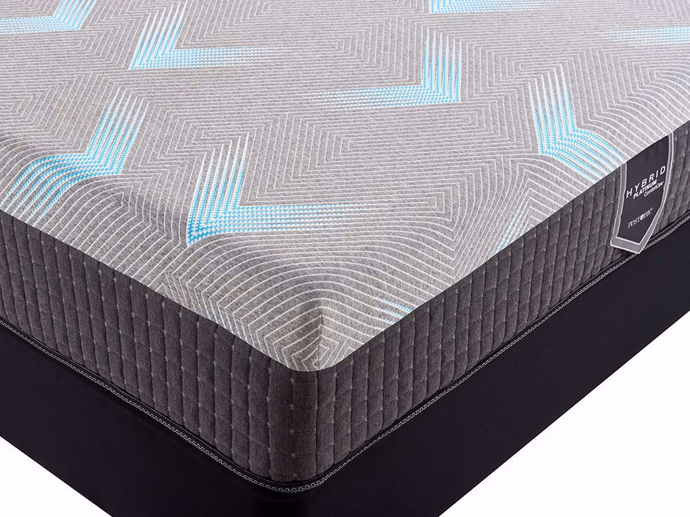 Picture of Restonic Glorious King Mattress