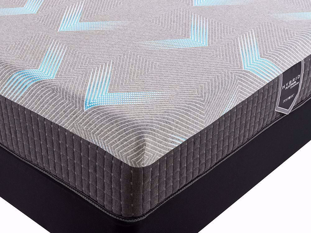Picture of Restonic Glorious King Mattress Set