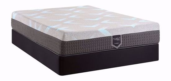 Picture of Restonic Glorious Twin XL Mattress Set