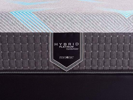 Picture of Restonic Glorious Twin XL Mattress Set