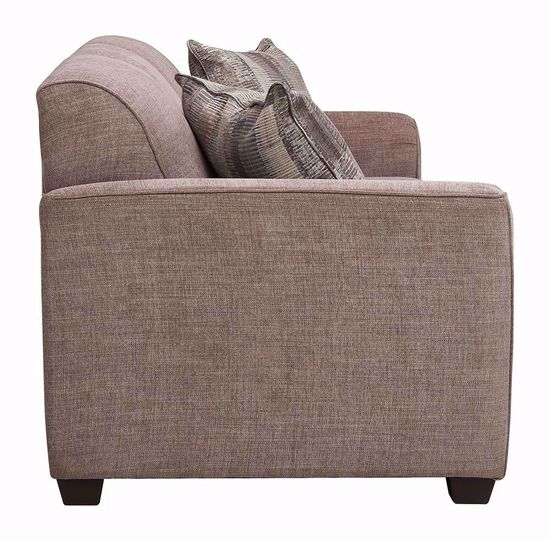 Picture of Abruzzo Taupe Queen Sleeper Sofa