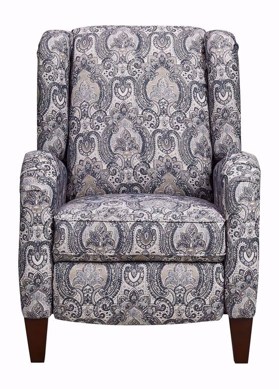 Picture of Enrich Indigo Recliner