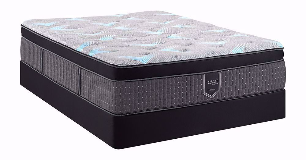 Picture of Restonic Harmony Eurotop Full Mattress