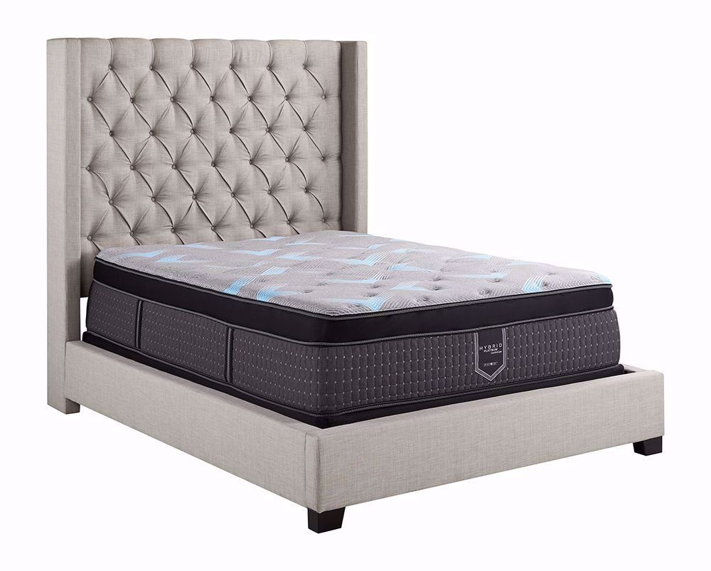 Picture of Restonic Harmony Eurotop Full Mattress Set
