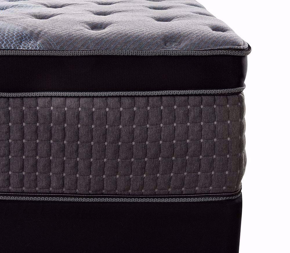 Picture of Restonic Flourish Eurotop Twin XL Mattress Set