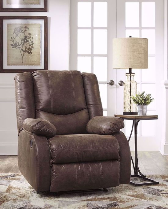 Picture of Bladewood Coffee Zero Wall Recliner