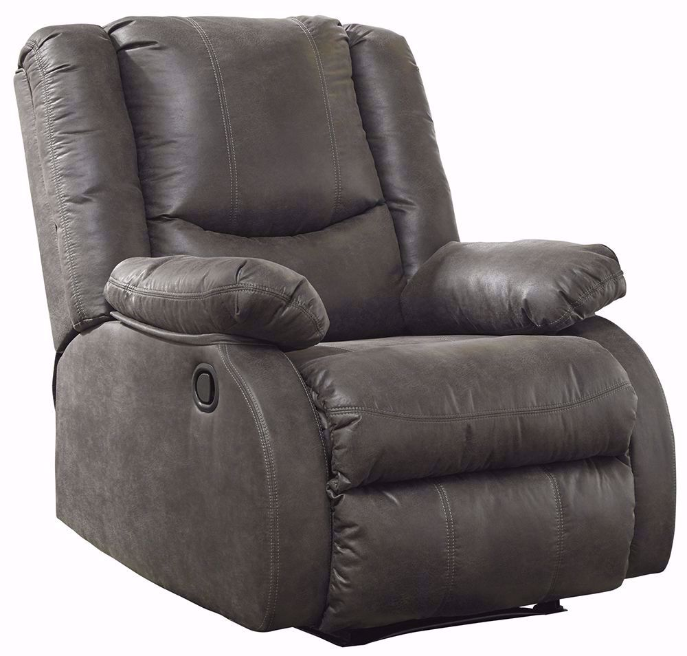 Picture of Bladewood Slate Zero Wall Recliner