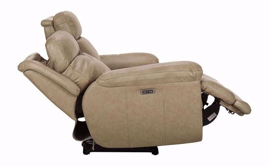 Picture of Luxe Linen Power Reclining Set