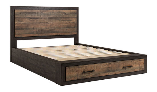 Picture of Brooke King Storage Bed Set