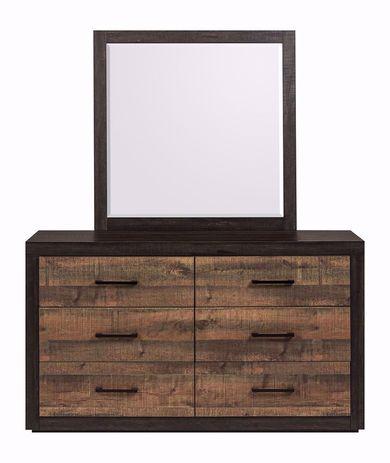 Brooke Dresser and Mirror